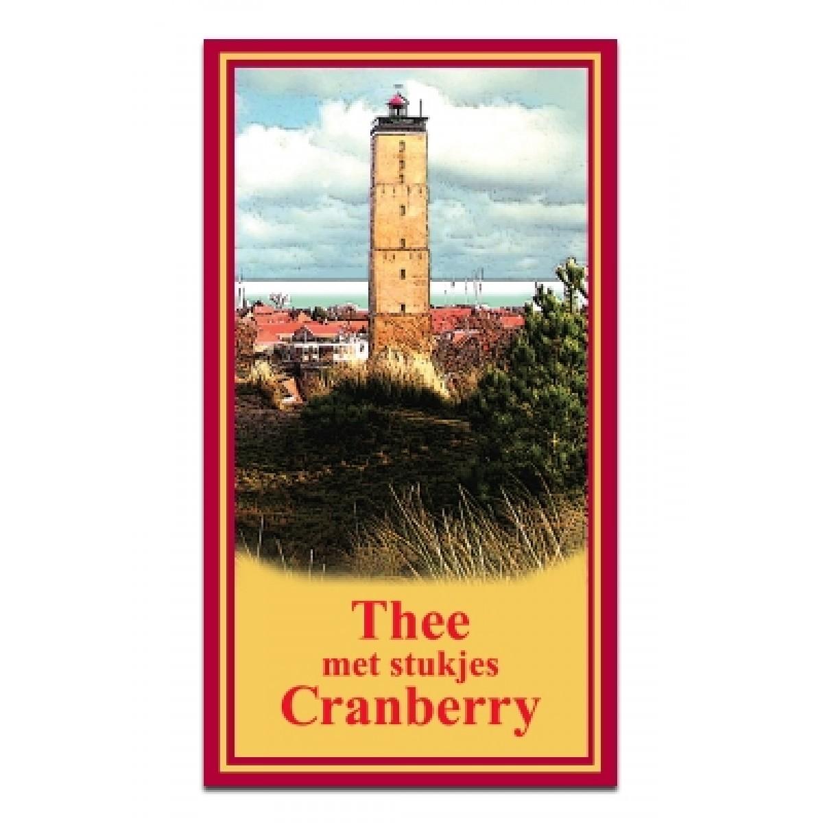 Thee Met Cranberry