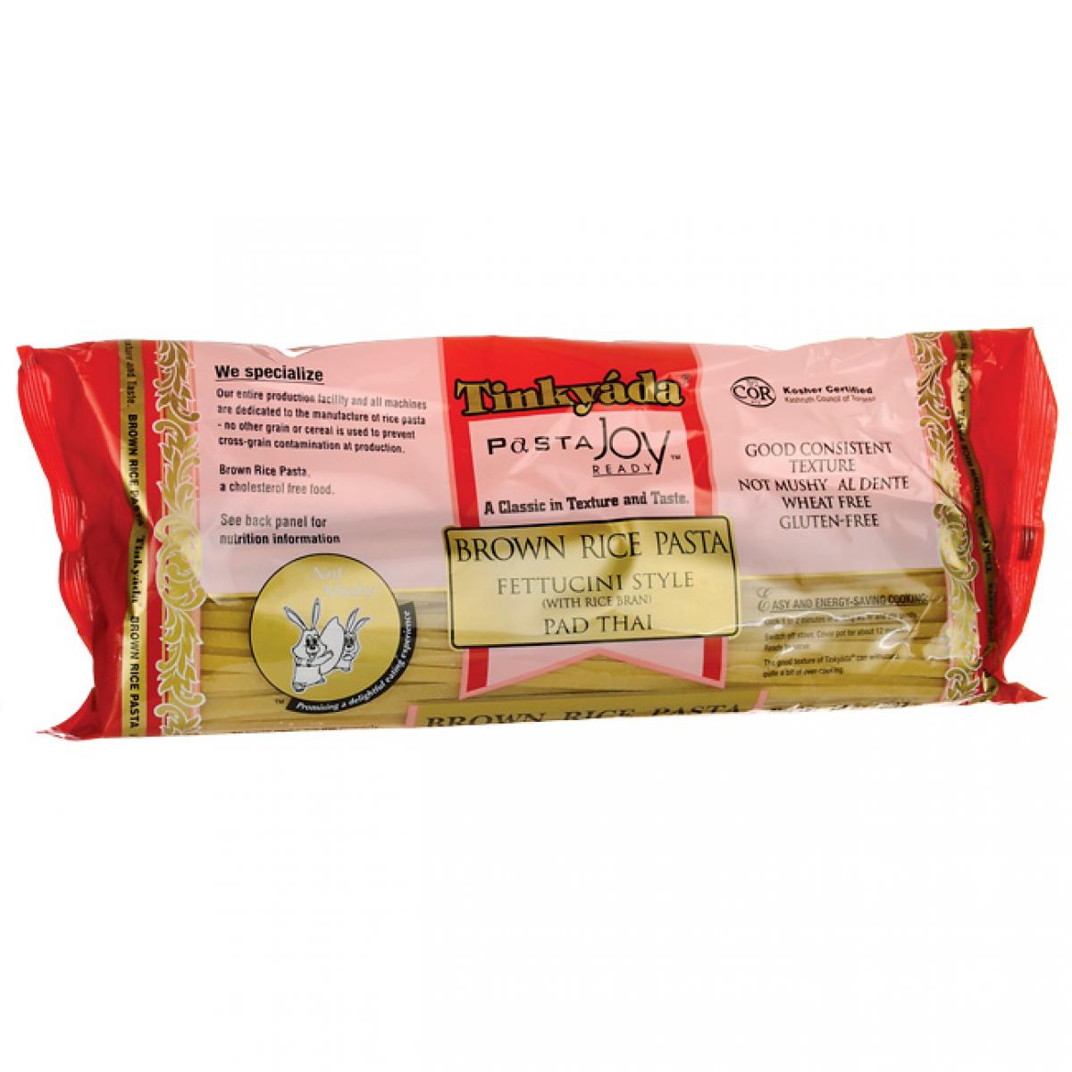Bruine Rijst Fettuccine