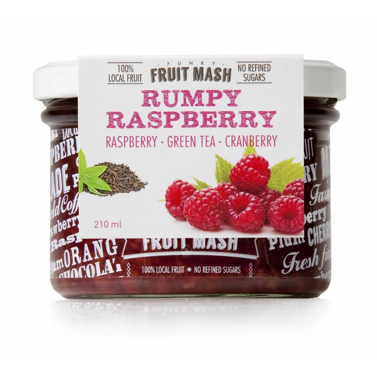 Funky Fruit Mash Rumpy Raspberry