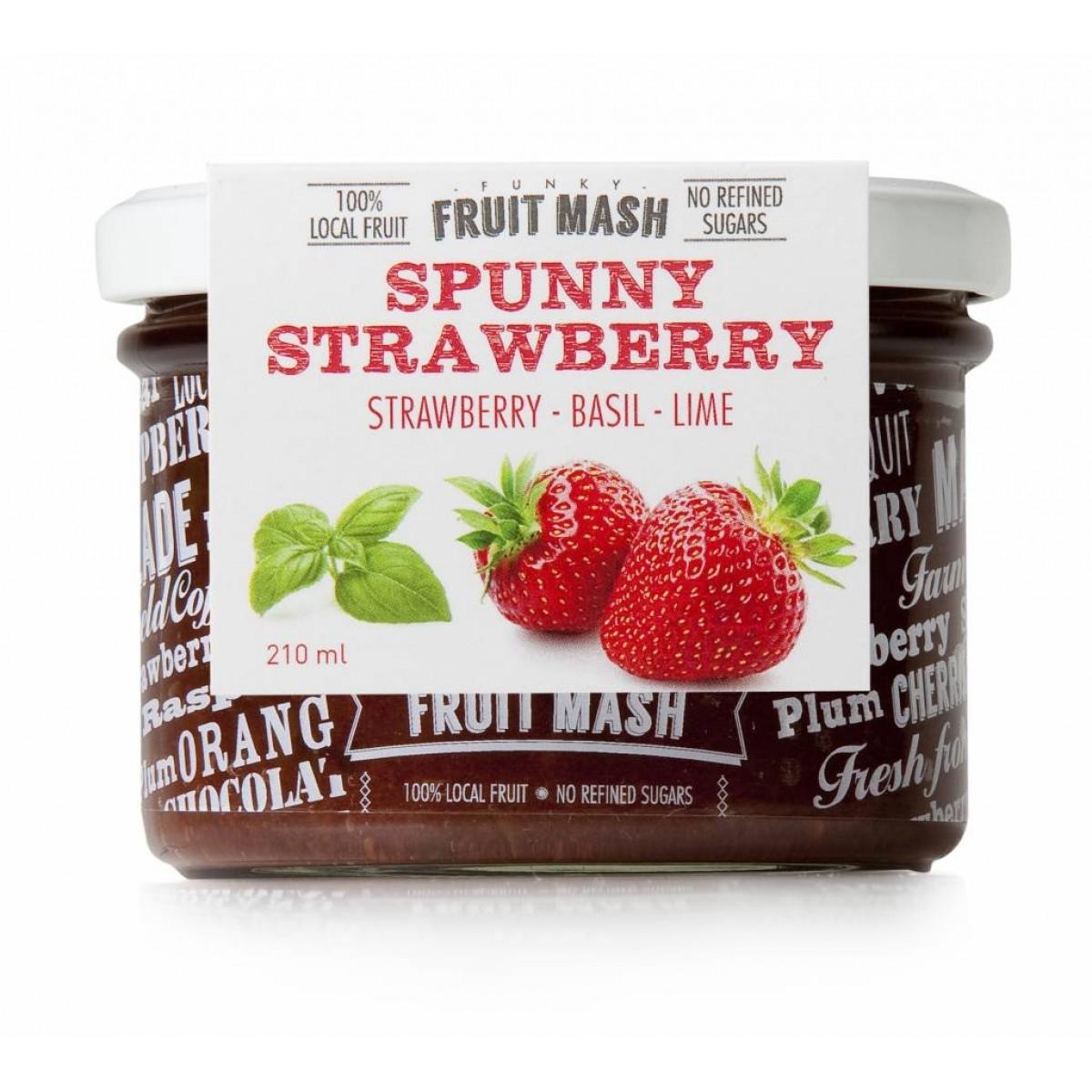 Funky Fruit Mash Spunny Strawberry