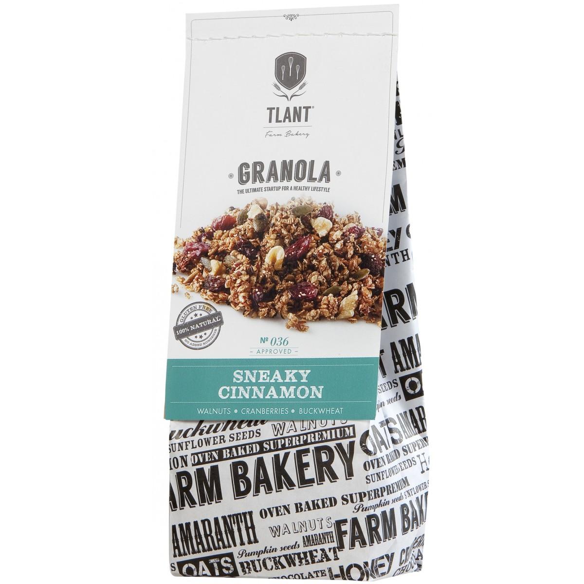 Granola Sneaky Cinnamon (T.H.T. 25-07-19)