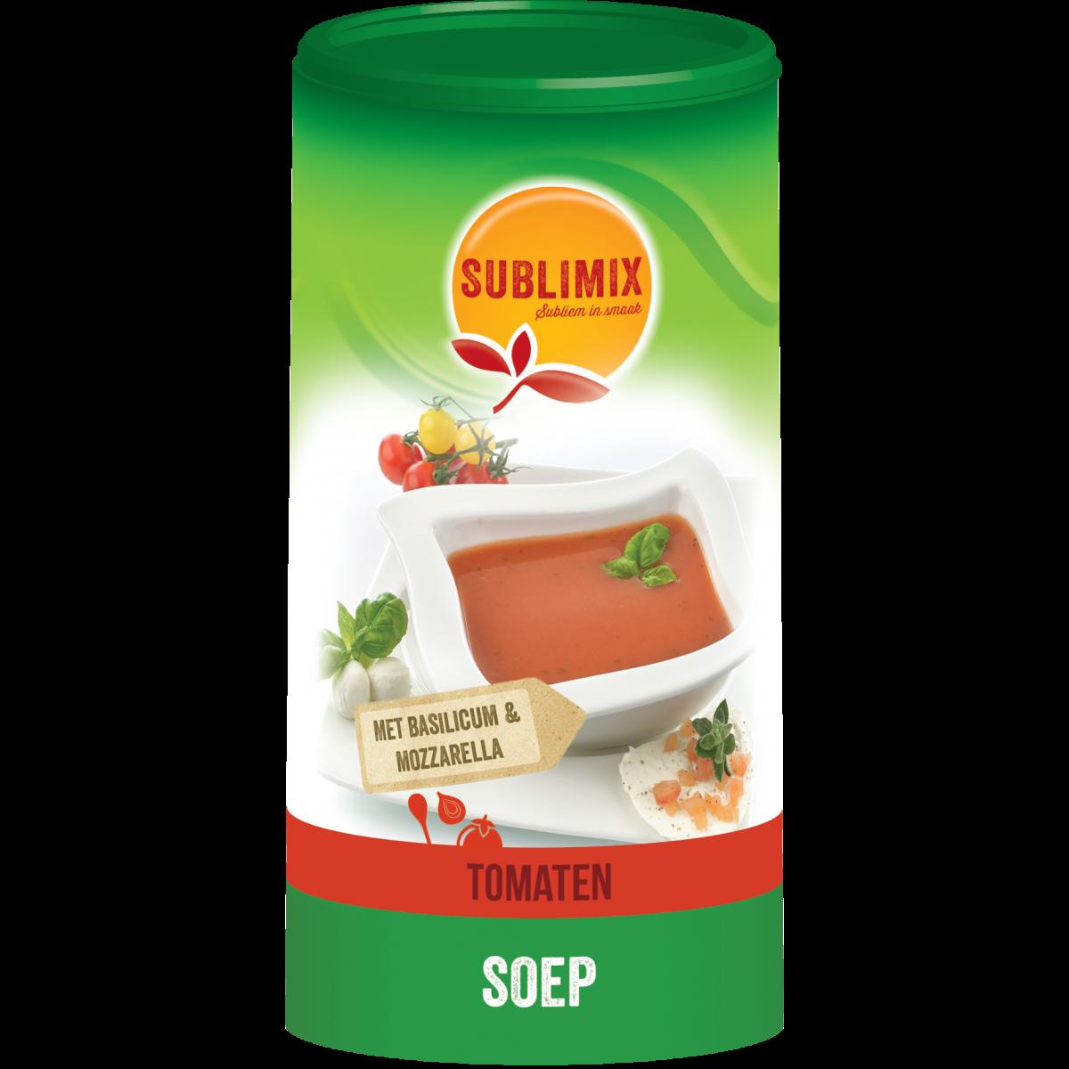 Tomatensoep/- Saus 250 gram