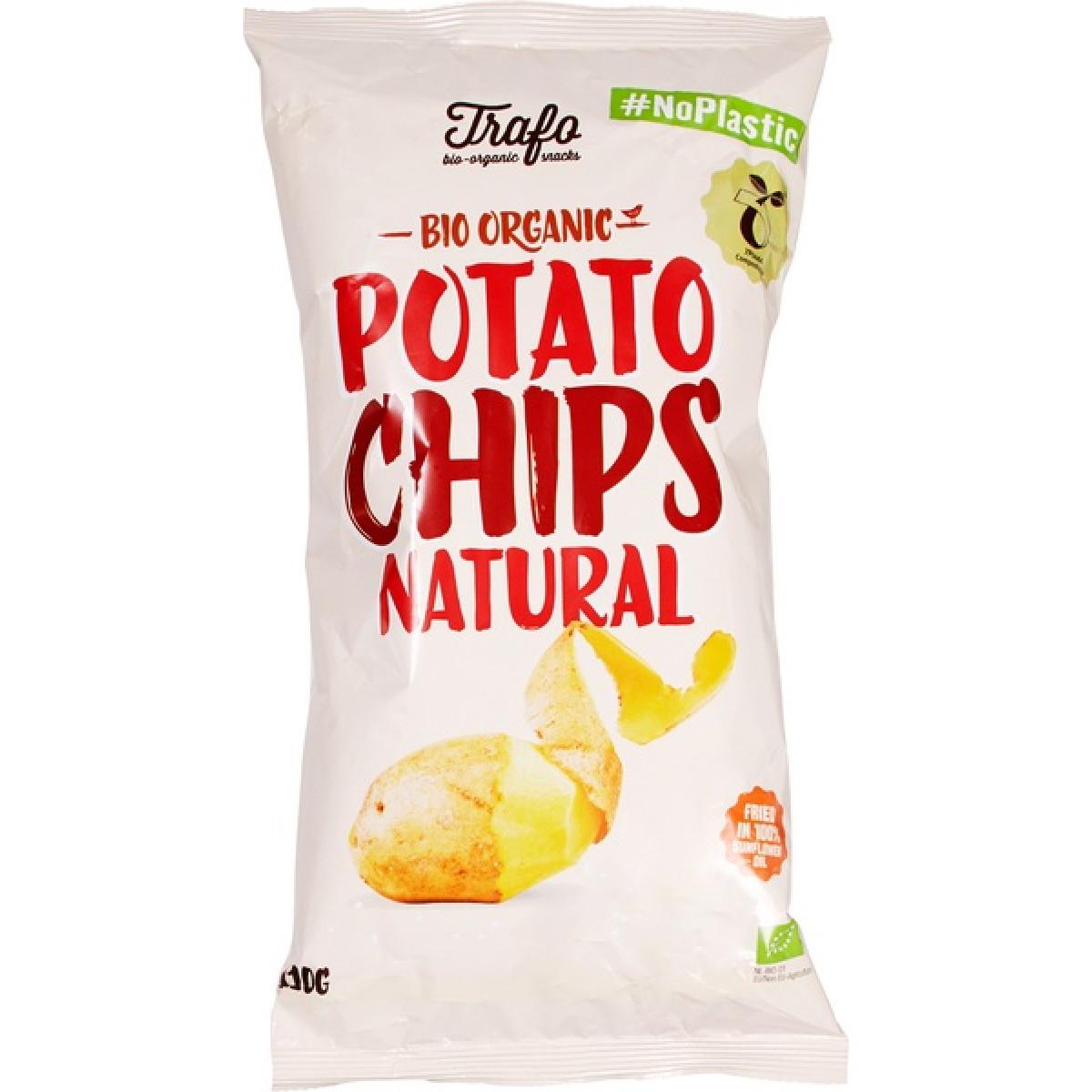 Aardappelchips Naturel