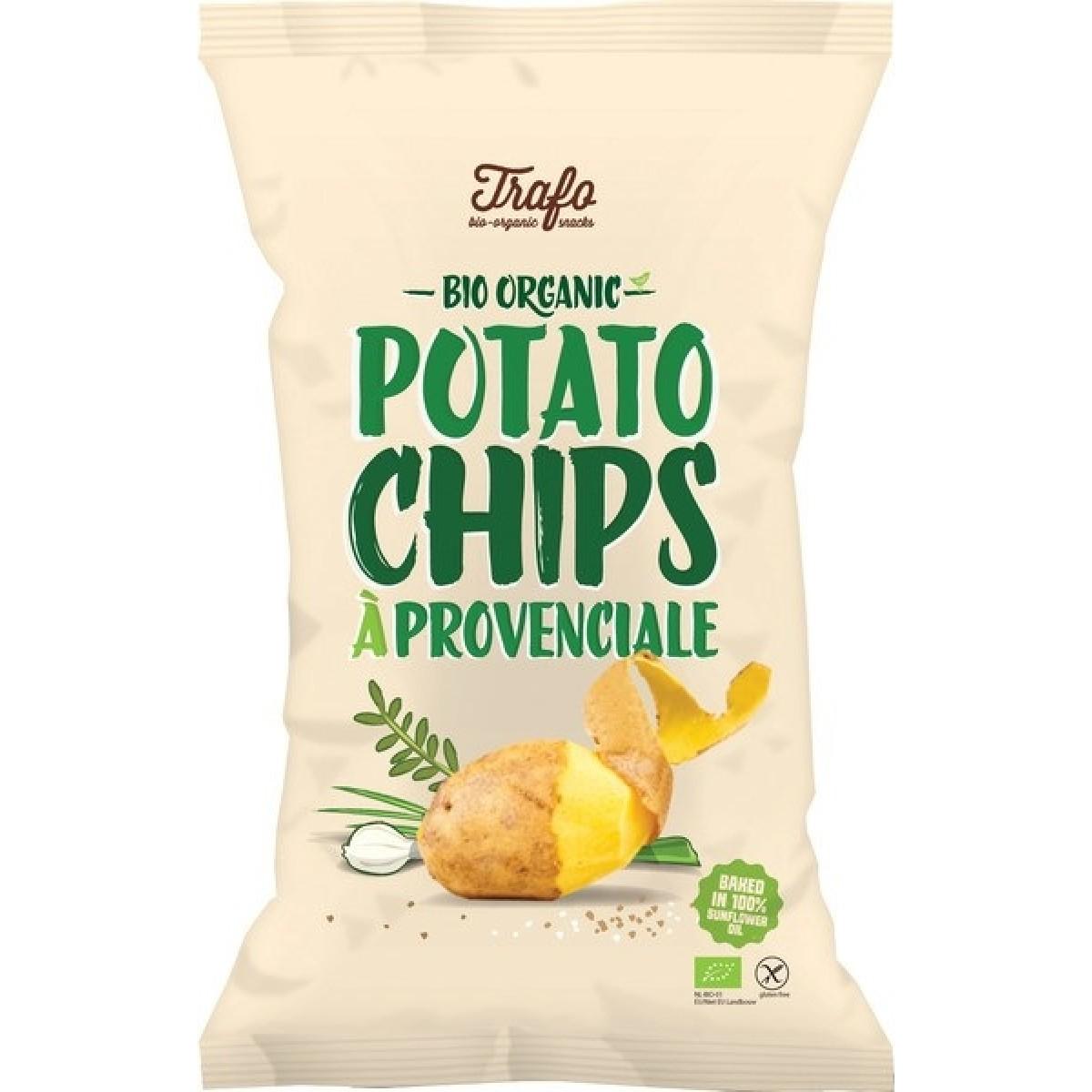 Aardappelchips Provencale