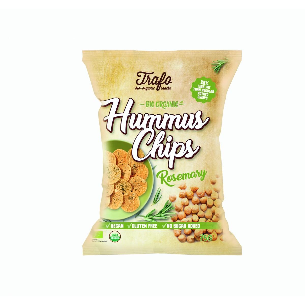 Hummus Chips Rozemarijn