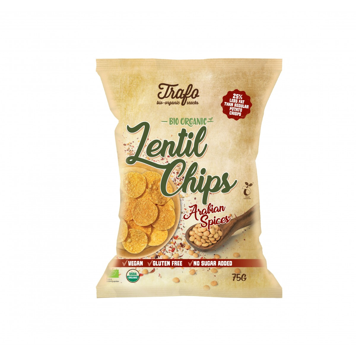 Linzen Chips Arabian Spices