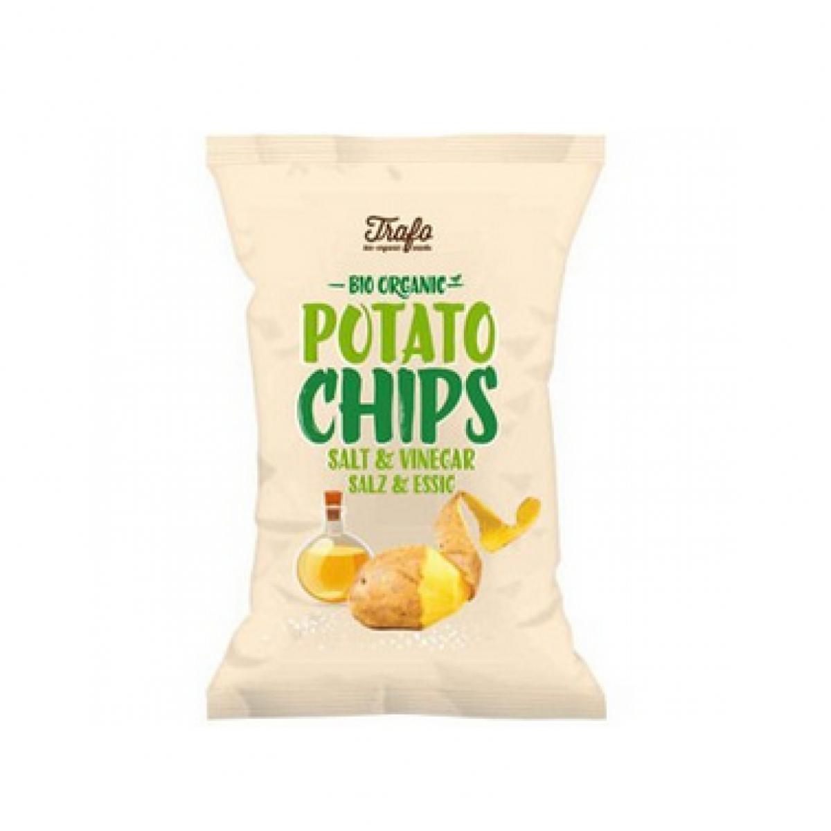Aardappelchips Salt & Vinegar Klein