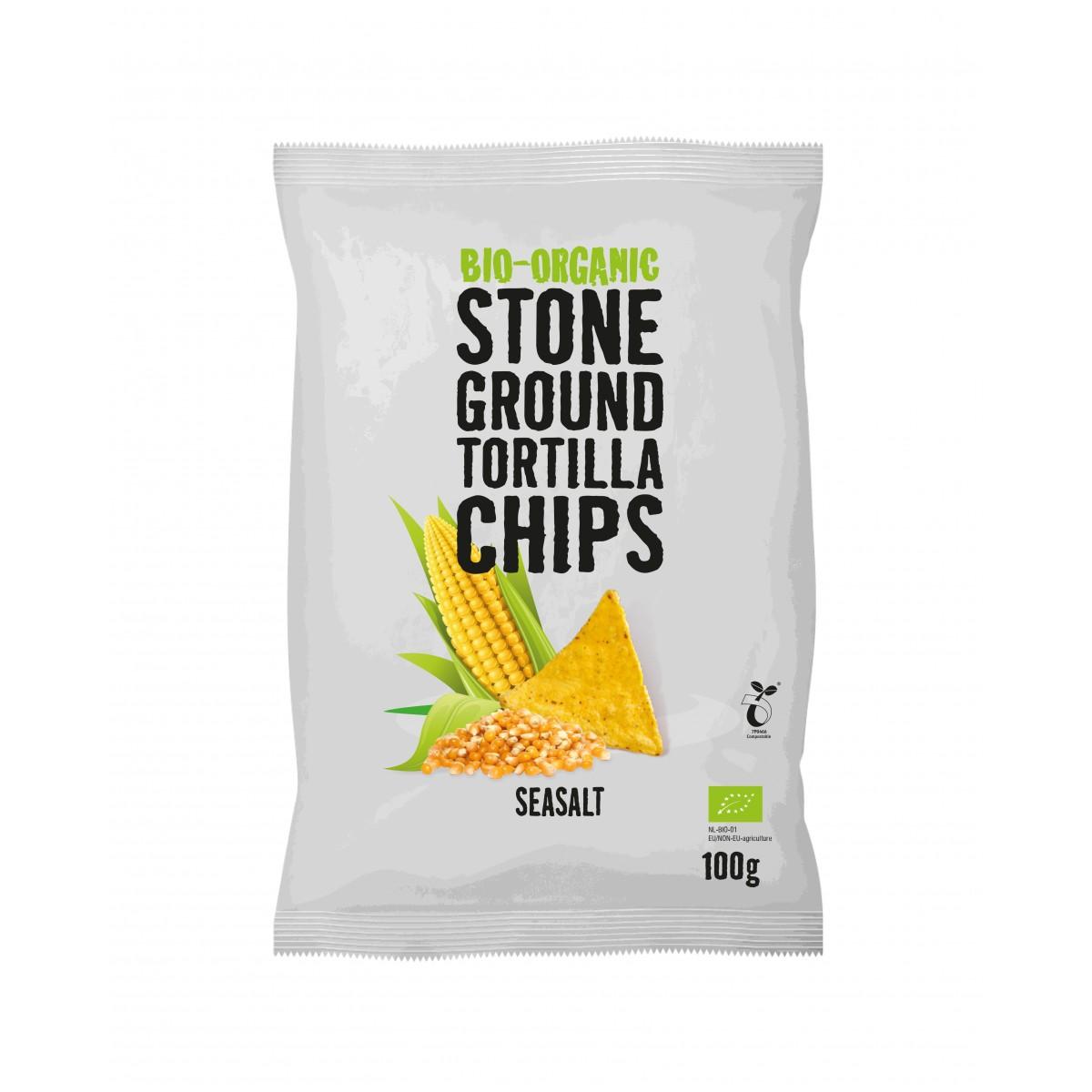 Tortilla Chips Seasalt
