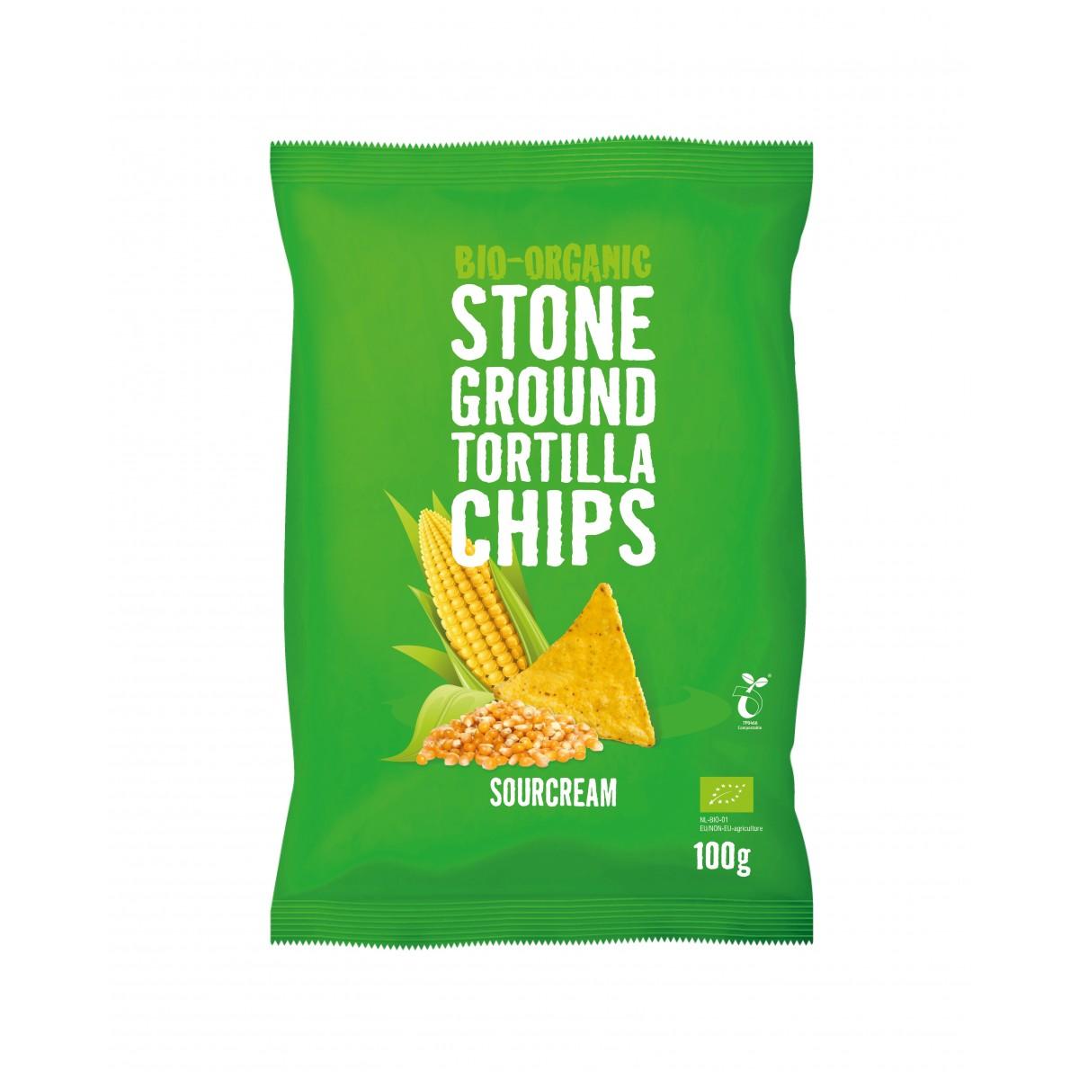 Tortilla Chips Sourcream