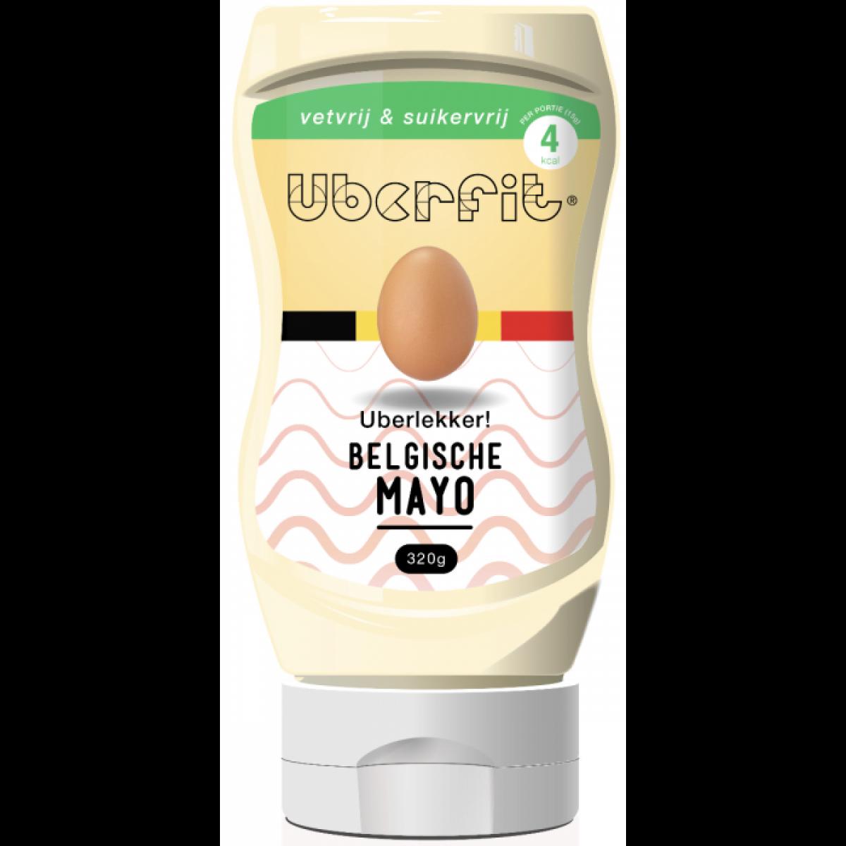 Belgische Mayo
