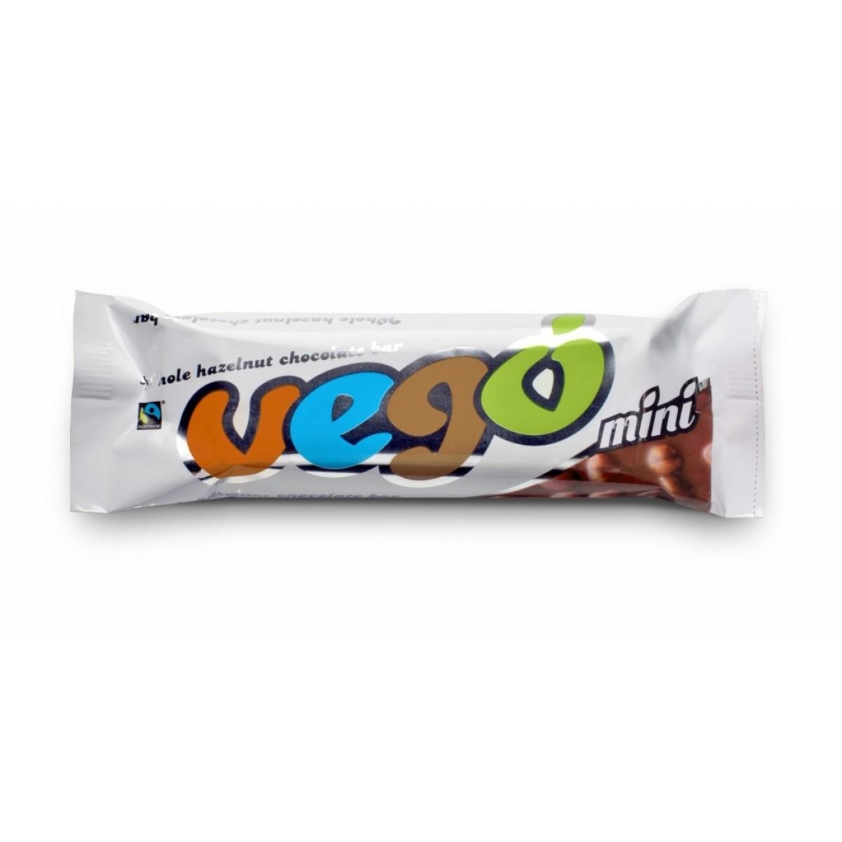 Chocoladereep met Hele Hazelnoten (65 gram)
