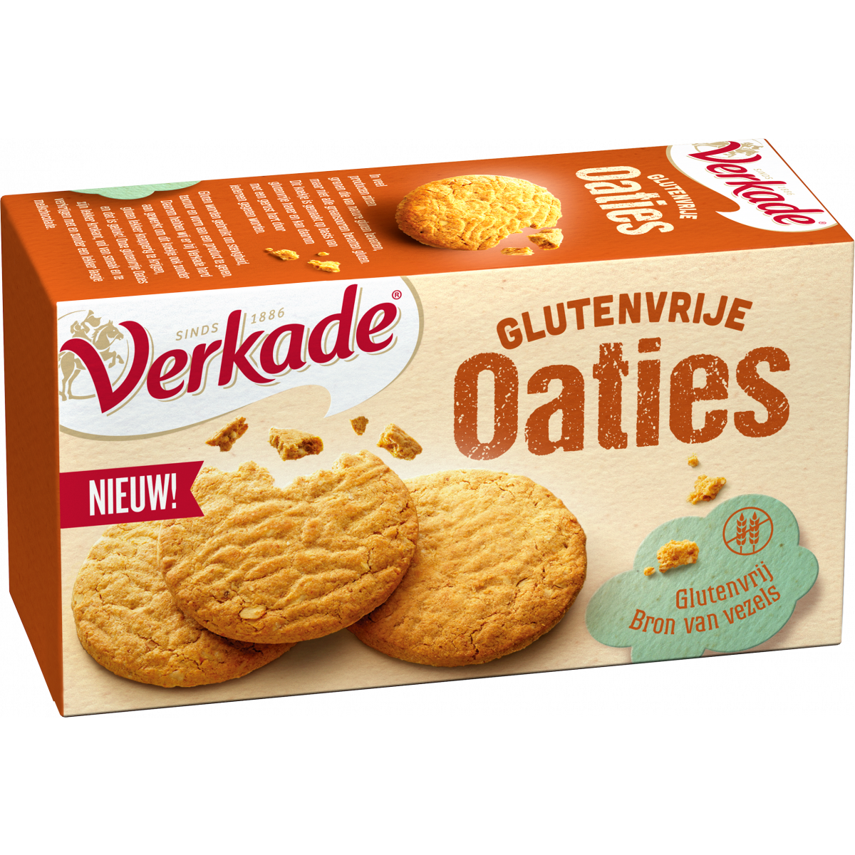 Glutenvrije Oaties