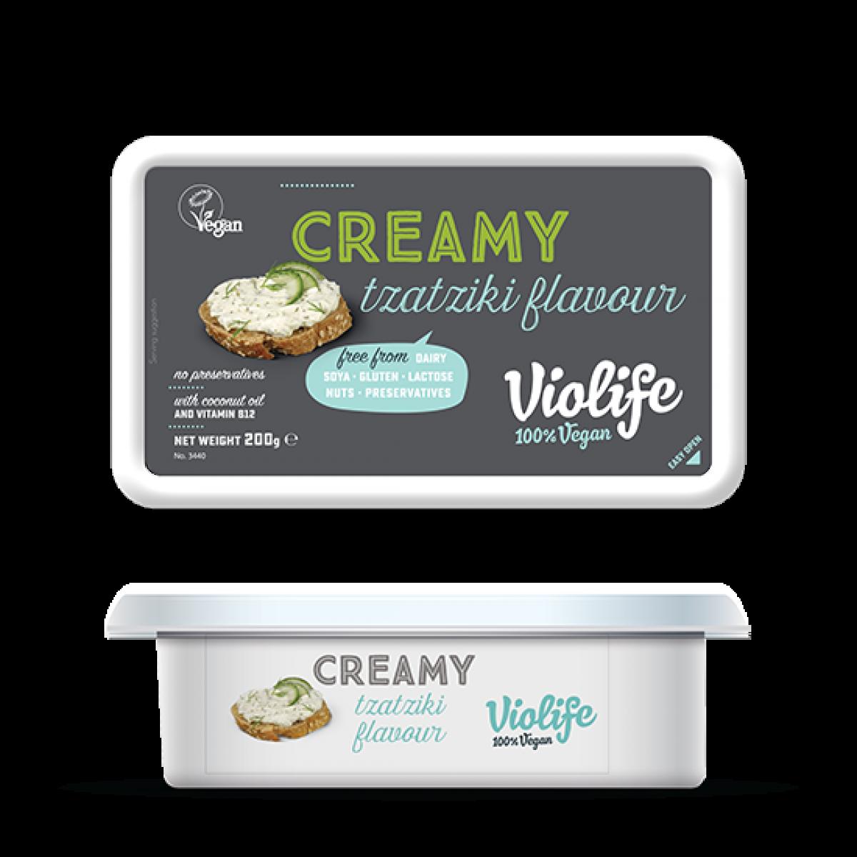 Creamy Tzatziki