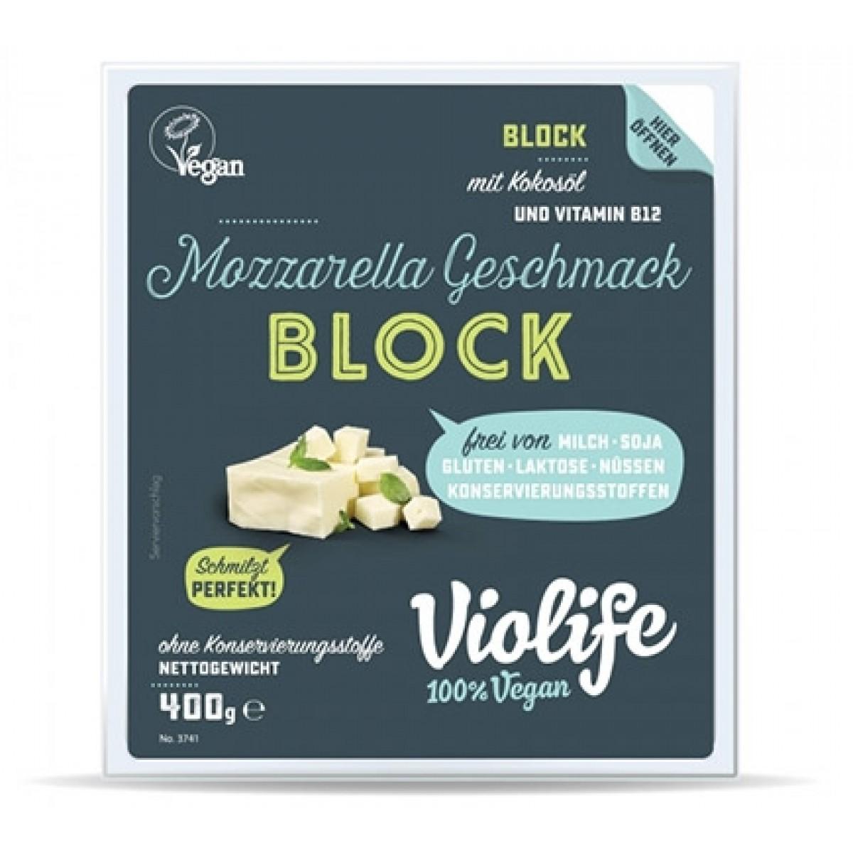 Blok Kaas Mozzarella