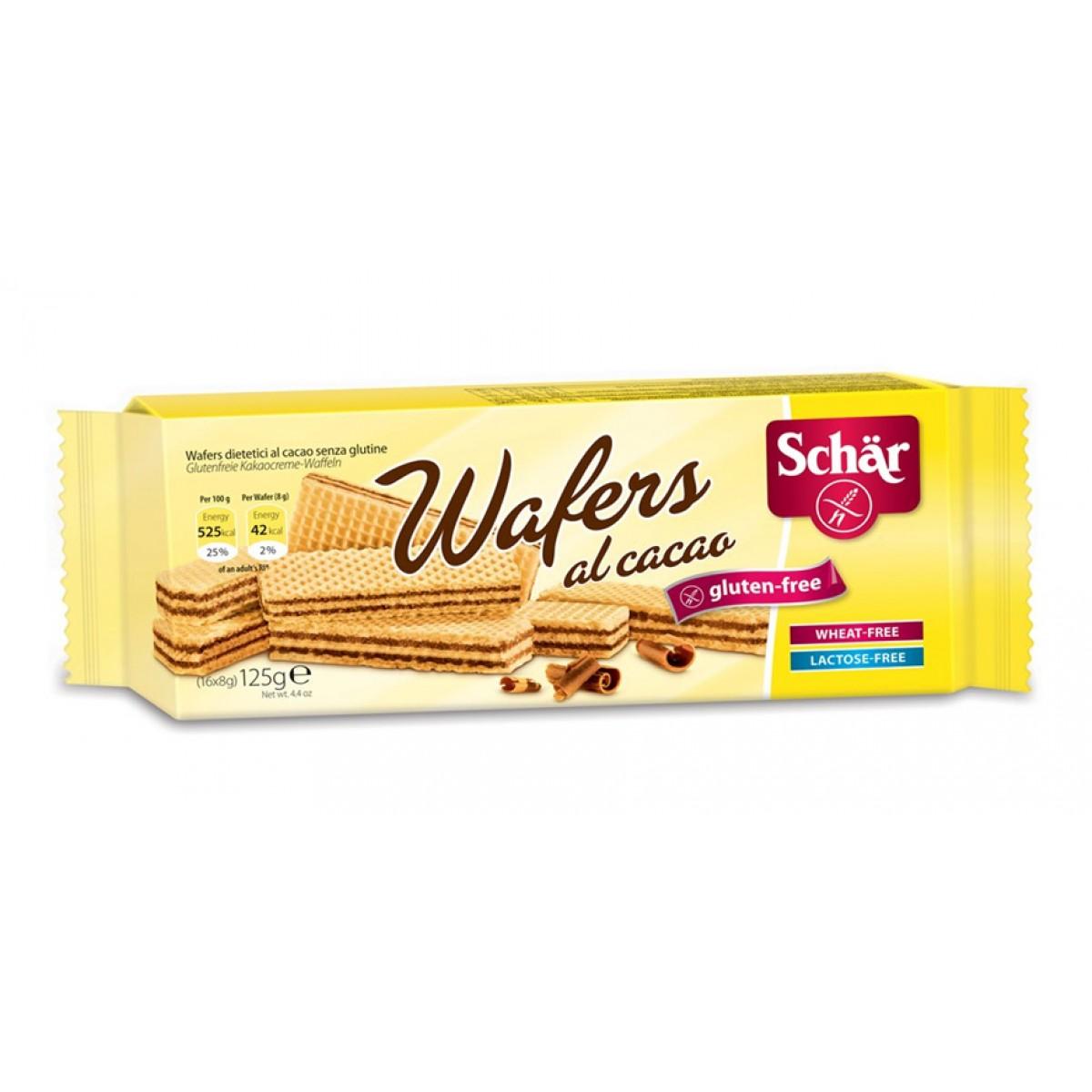 Wafels Cacao