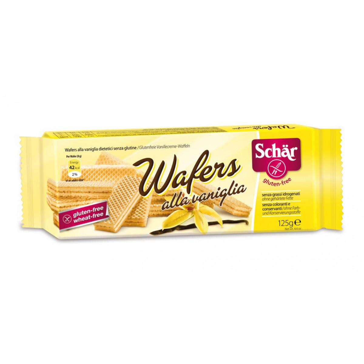 Wafels Vanille