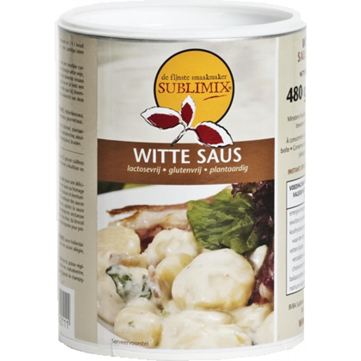 Witte Saus 480 gram