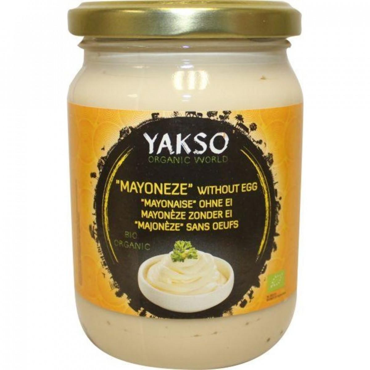 Mayonaise Zonder Ei