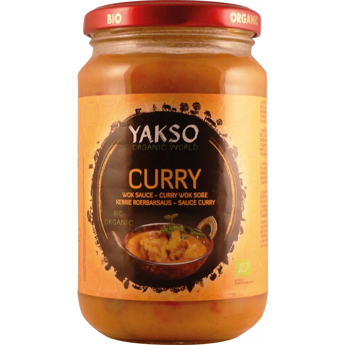 Curry Roerbaksaus