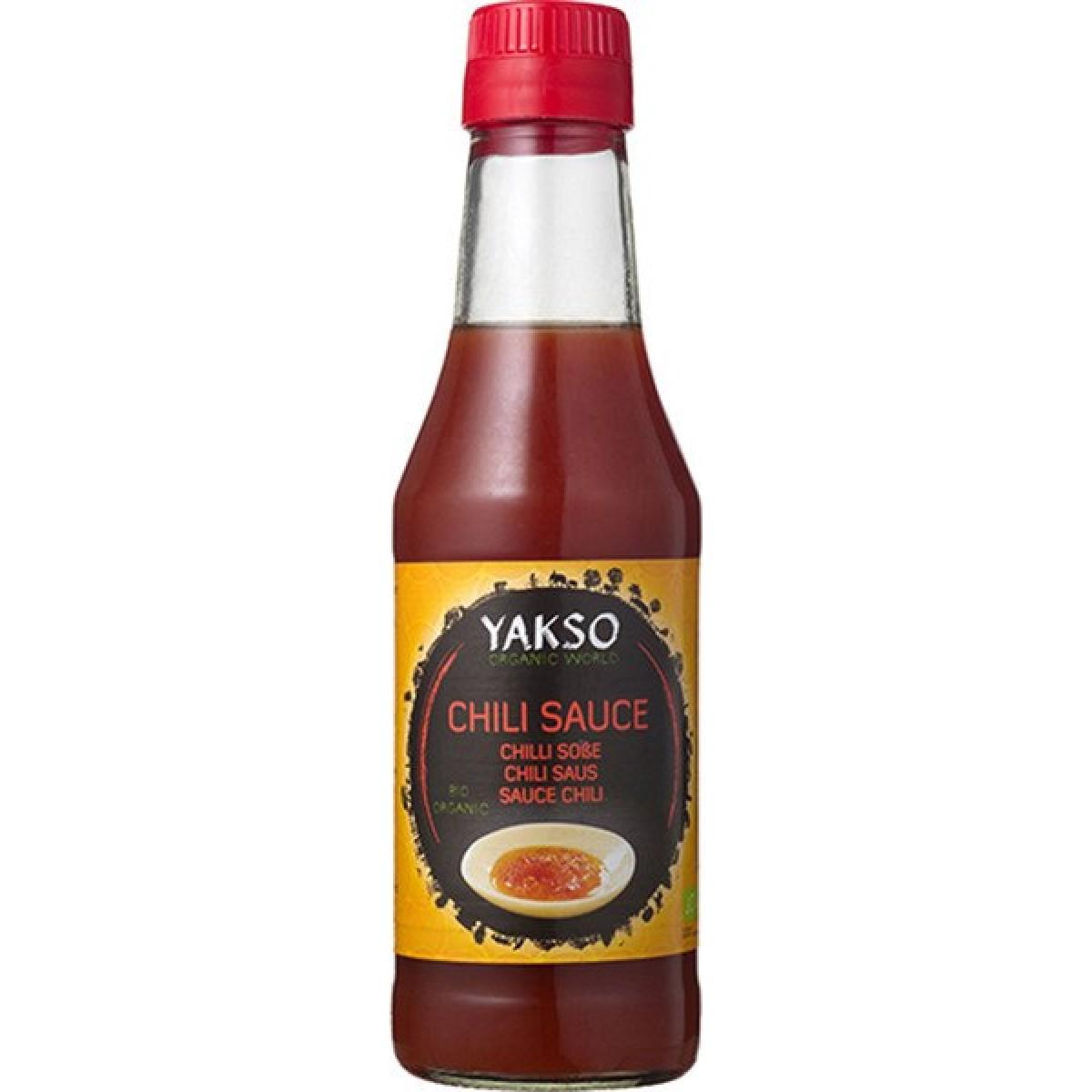 Chili Saus 240 ml