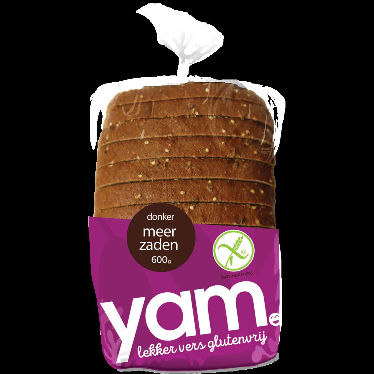Donker Meerzaden Brood