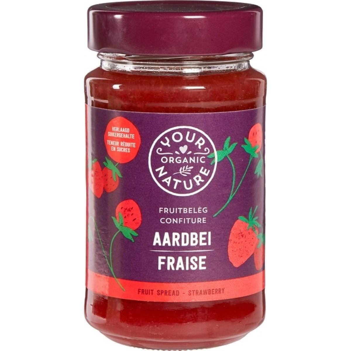 Aardbeien Fruitbeleg