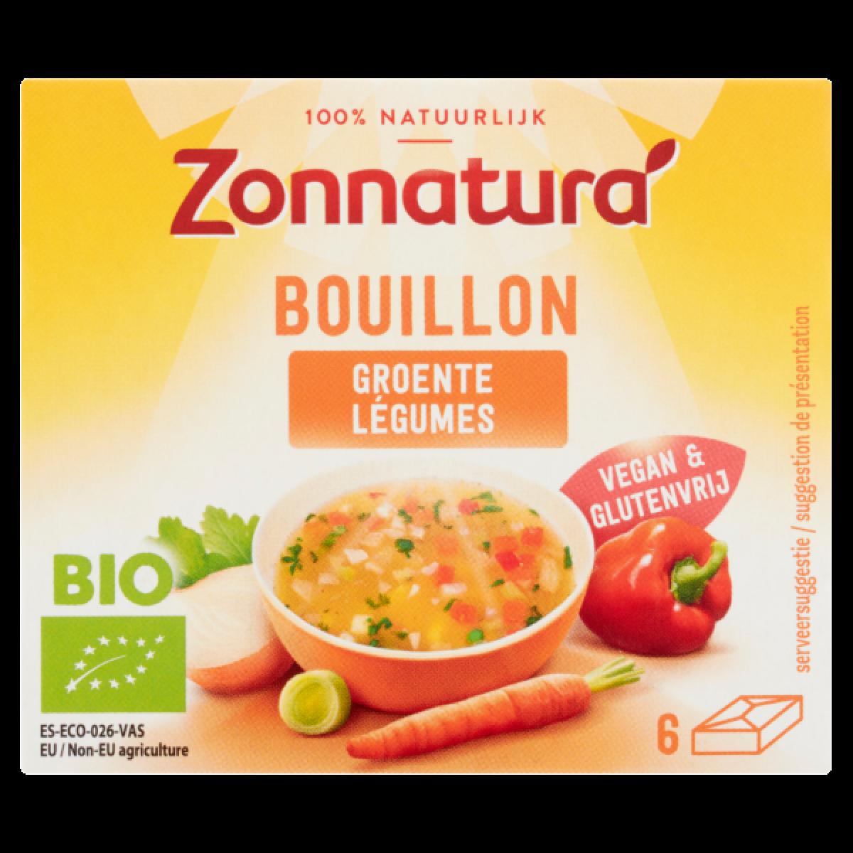 Bouillon Groente