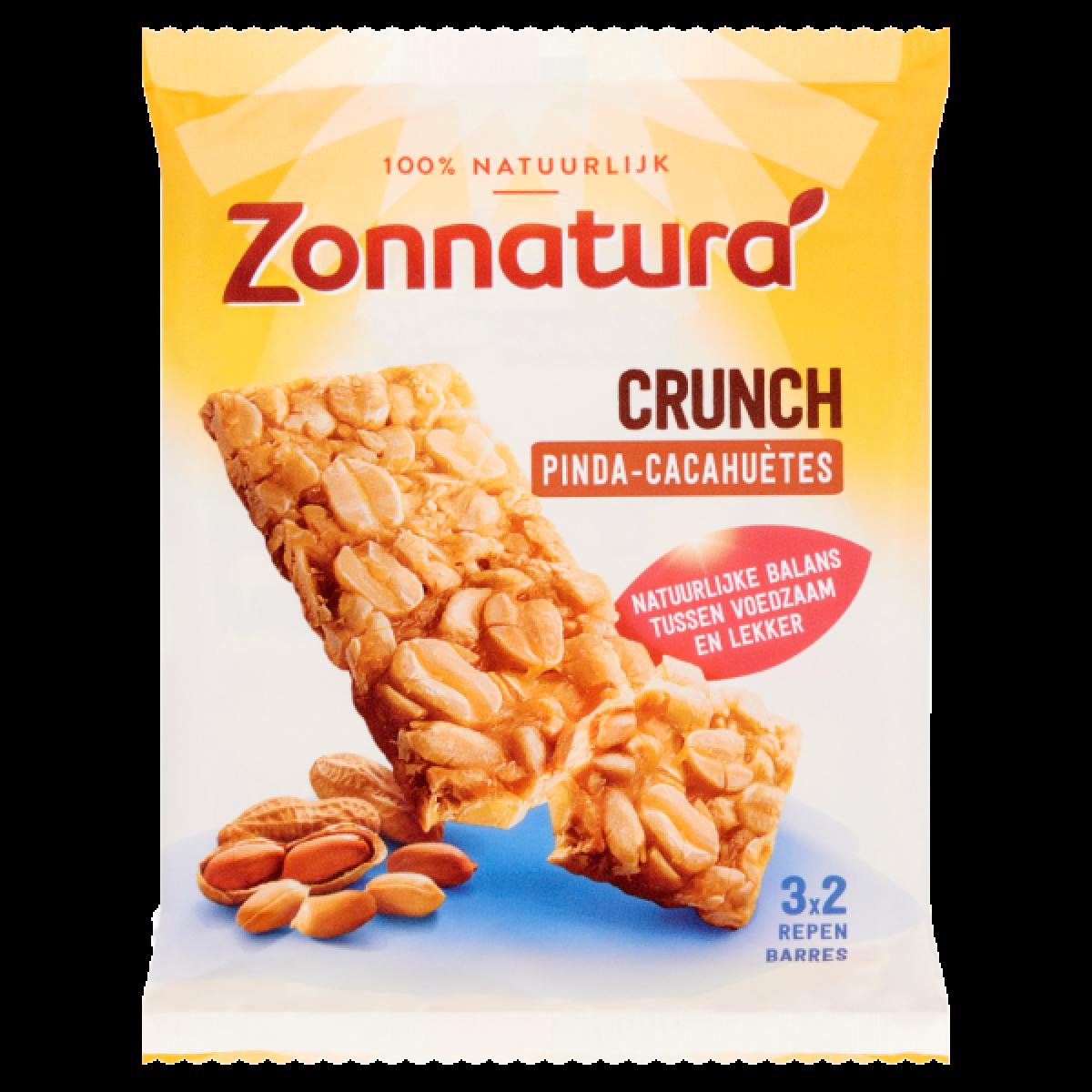 Pinda Crunch Repen 3-Pack