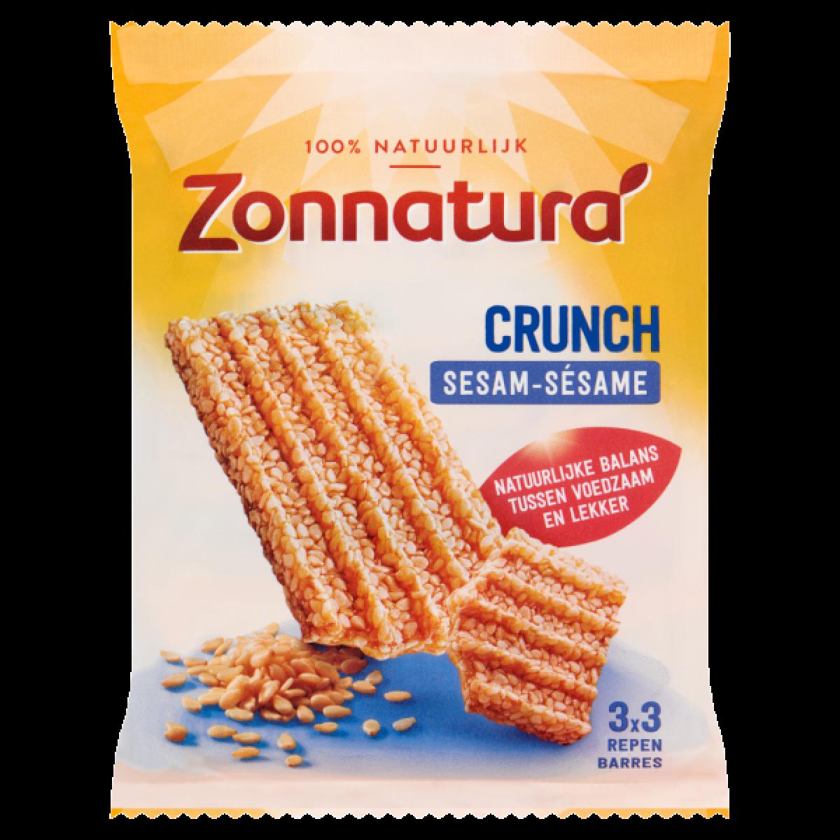 Sesam Crunch Repen 3-Pack
