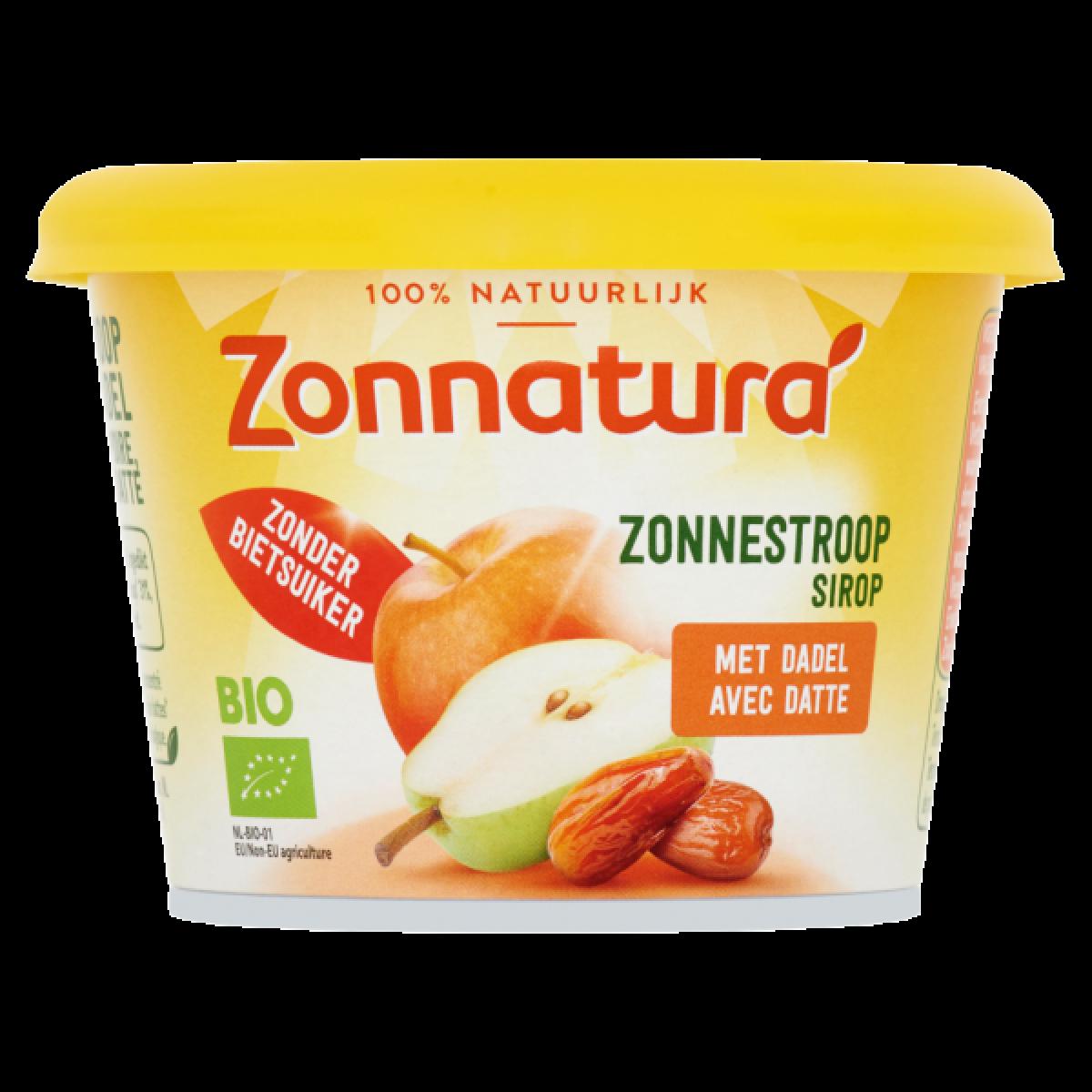 Zonnestroop Peer, Appel & Dadel