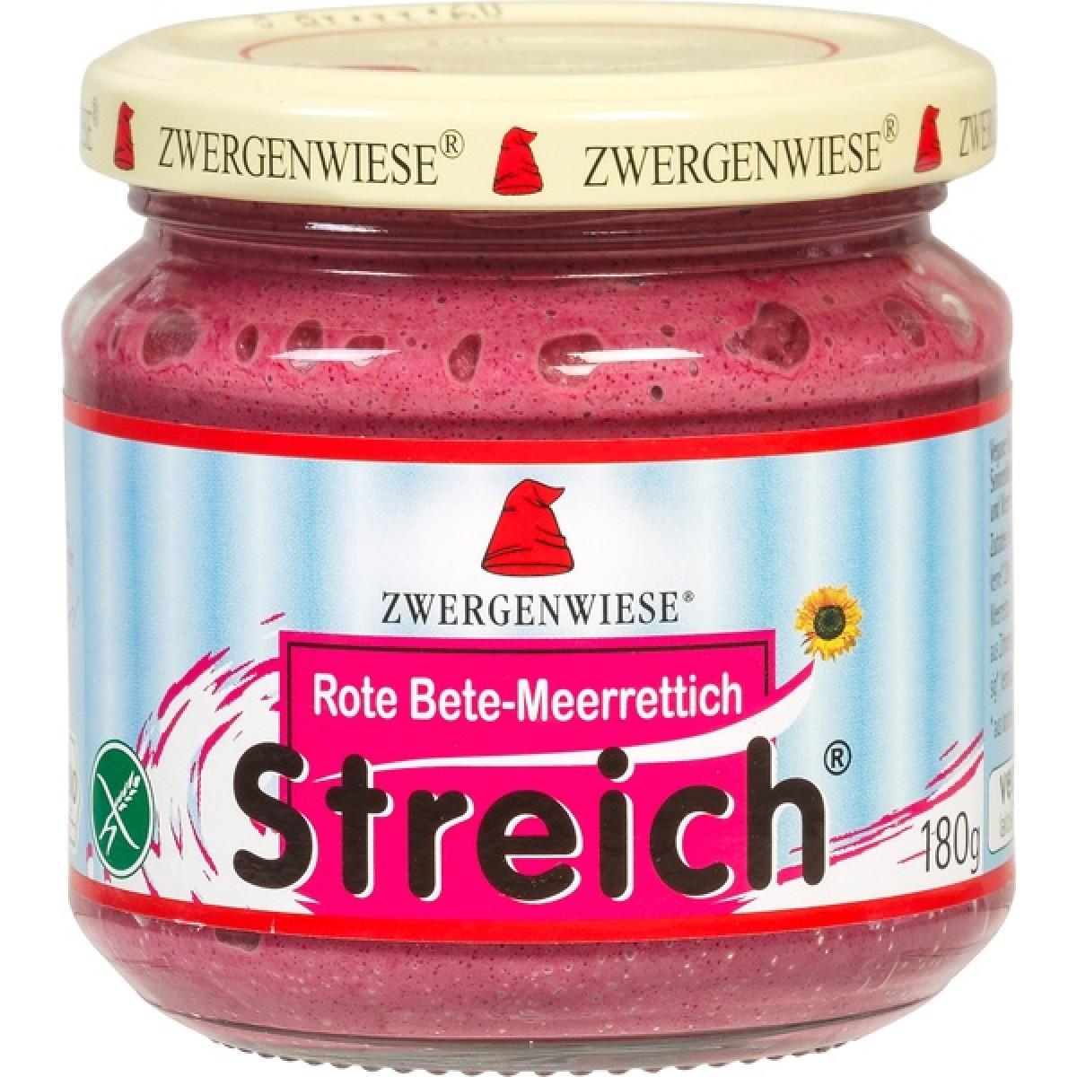 Rode Biet-Mierikswortel Spread