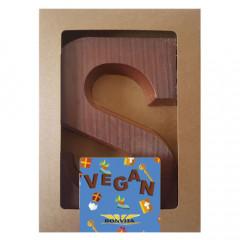 Vegan Chocoladeletter Melk