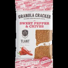 Granola Cracker Paprika & Bieslook