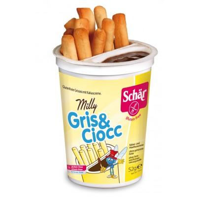 Schar Milly Gris & Ciocc