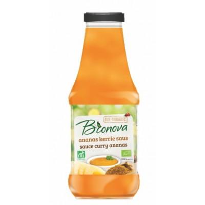 Bionova Ananas Kerrie Saus