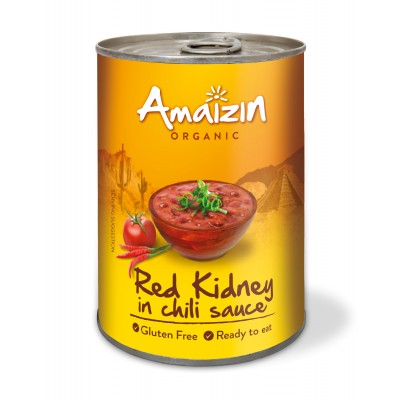 Amaizin Rode Kidney Bonen In Chili Saus