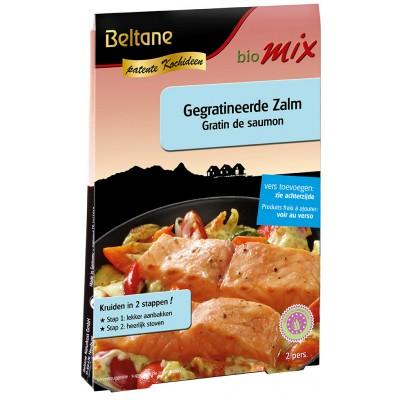 Beltane Gegratineerde Zalm
