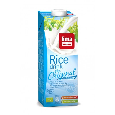 Lima Rijstmelk Original 1 liter
