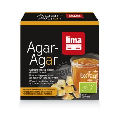 Lima Agar-Agar