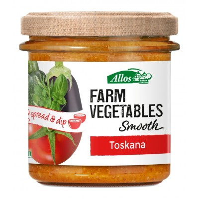 Allos Groentespread Smooth Toskana