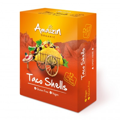 Amaizin Taco Shells