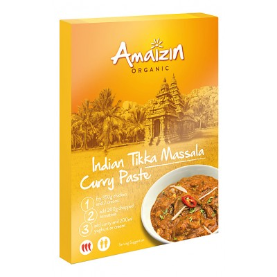 Amaizin Indian Tikka Massala Curry Paste
