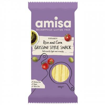 Amisa Soepstengels Mais & Rijst