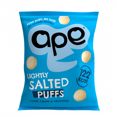 Ape Snacks Lightly Salted Puffs
