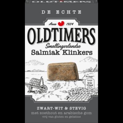 Autodrop Oldtimers Salmiak Klinkers Drop