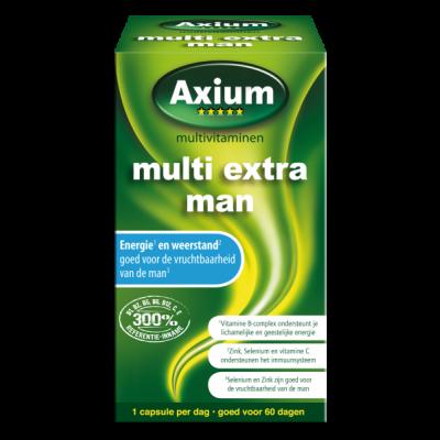 Axium Multi Extra Man