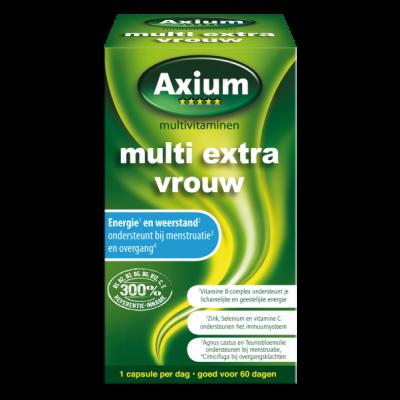 Axium Multi Extra Vrouw