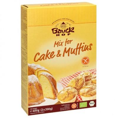 Bauckhof Mix Voor Cake & Muffins