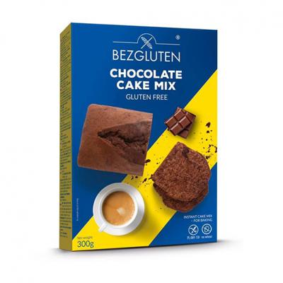 Bezgluten Cakemix Chocolade