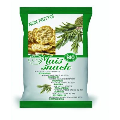 Bio Alimenti Mais Snack Rozemarijn